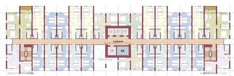 Vinia Residences - Residentila (High Zone )