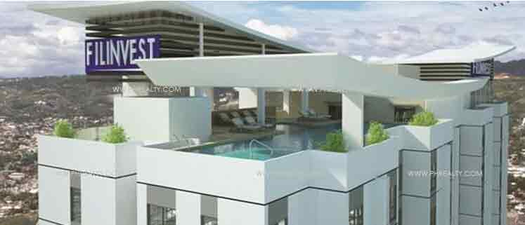 Vinia Residences - Roof Deck
