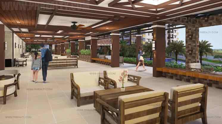 Alea Residences - Lounge Area
