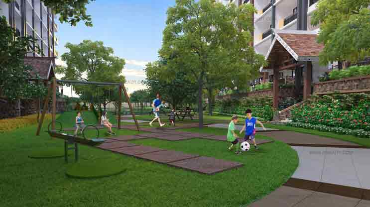 Alea Residences - Play Ground