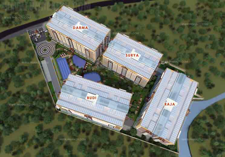 Alea Residences - Site Development Plan
