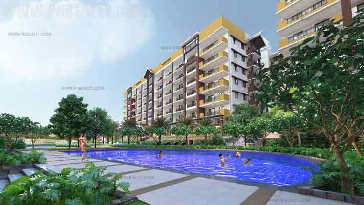Alea Residences - Kiddie Pool