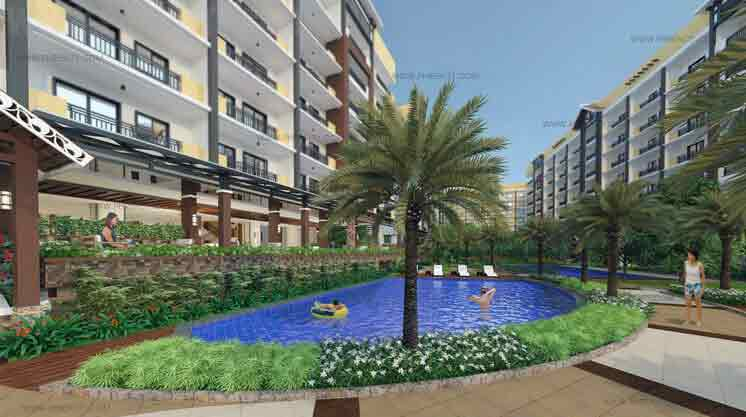 Alea Residences - Leisure Pool