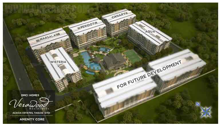 Verawood Residences - Site Development Plan