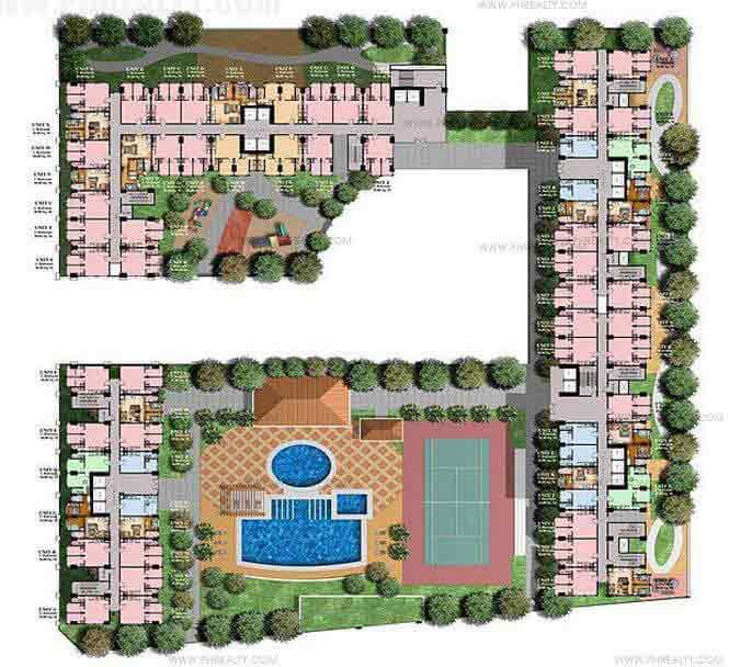 San Lorenzo Place - Site Development Plan