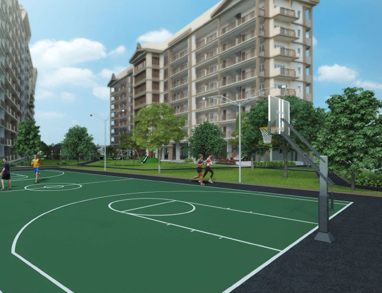 Calathea Place - Basketball Court