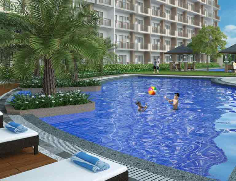 Calathea Place - kids Pool