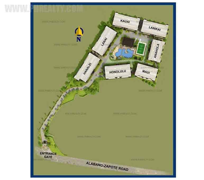 Ohana Place - Site Development Plan