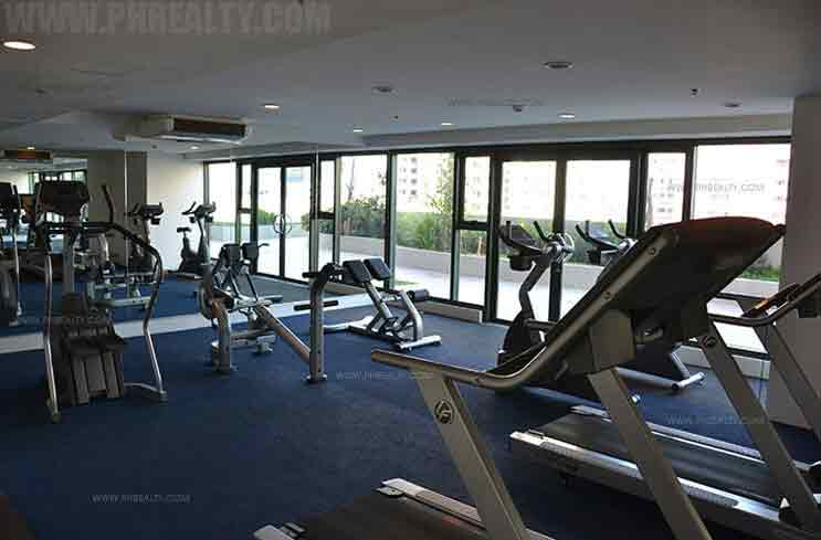 Belton Place - Gym