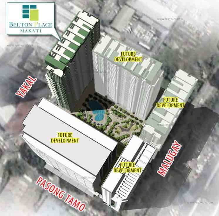 Belton Place - Site Development Plan