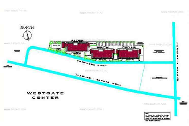 West Parc - Building Plans