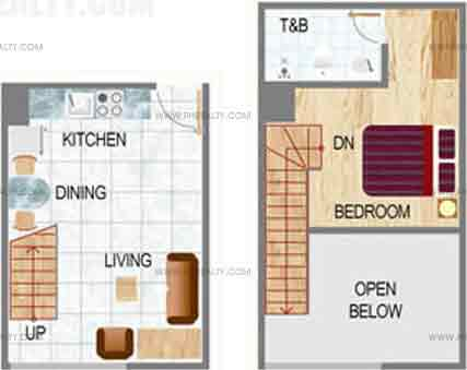Eton Residences Greenbelt At Makati - One Bedroom