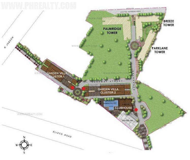 The Rochester - Site Development Plan