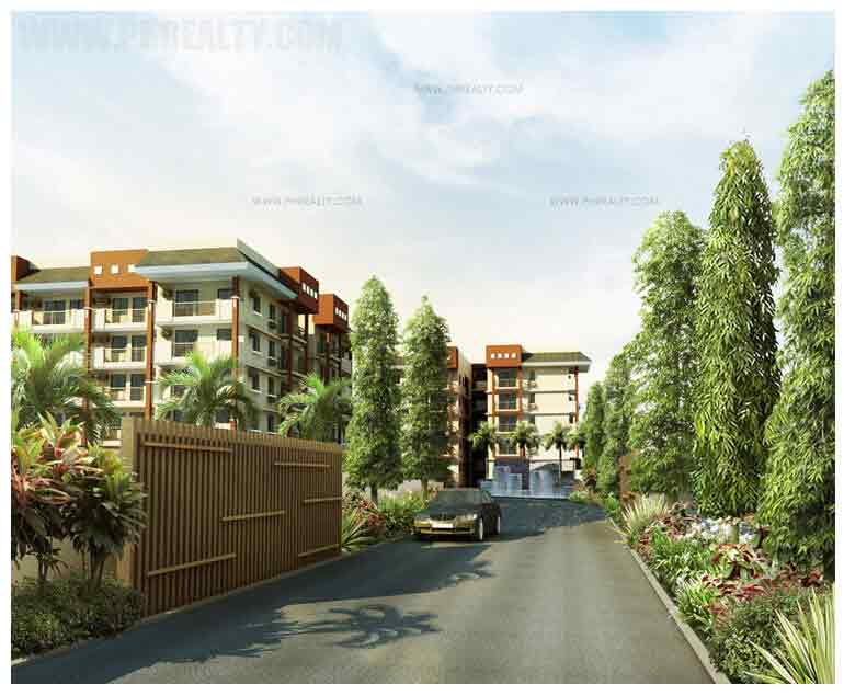 Sienna Park Residences - Landscaped Garden
