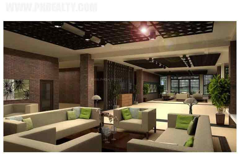 Sienna Park Residences - Lounge