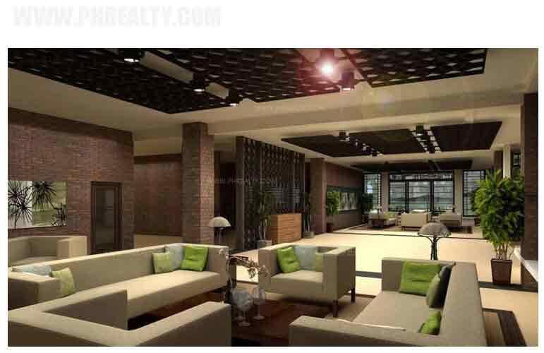 Sienna Park Residences - Lounge