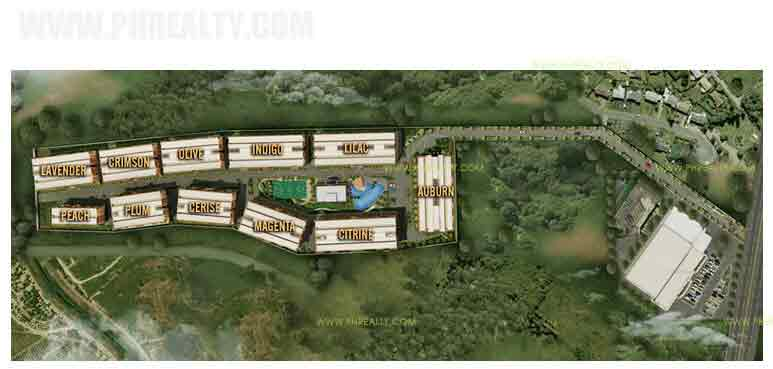 Sienna Park Residences - Site Development Plan