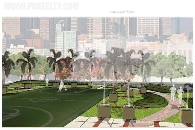 Sienna Park Residences - Basketball Court