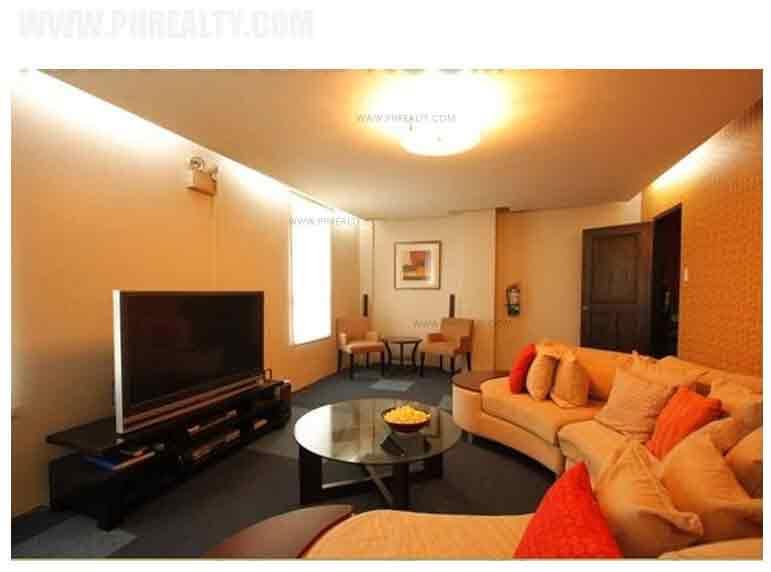 Sienna Park Residences - Entertainment Room