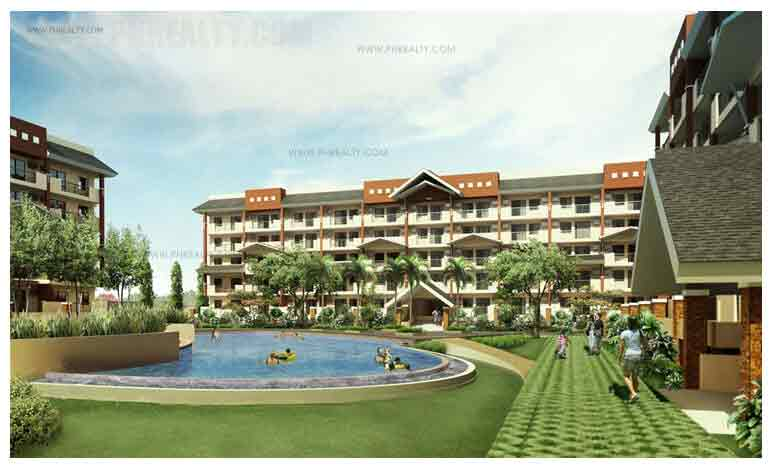 Sienna Park Residences - Leisure Pool