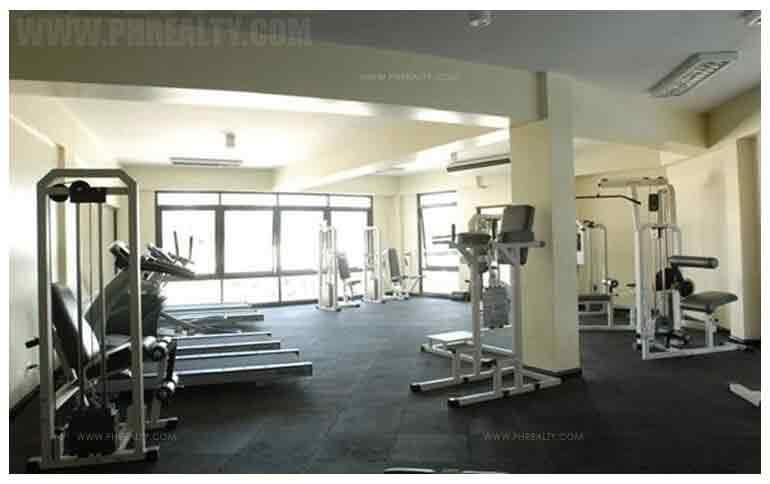Sienna Park Residences - Fitness Gym