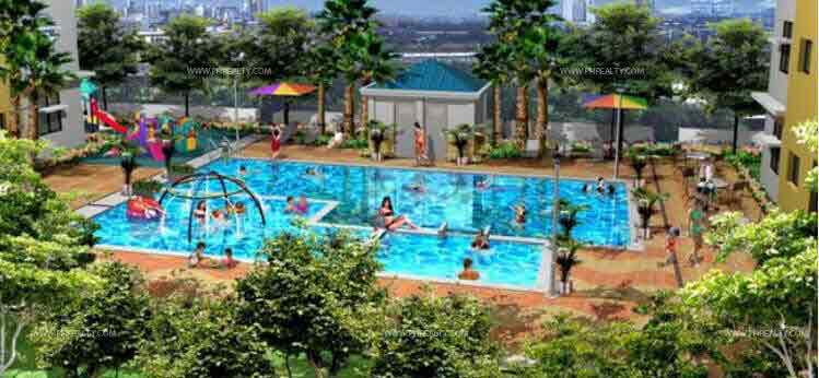 Little Baguio Terraces - Swimming Pool