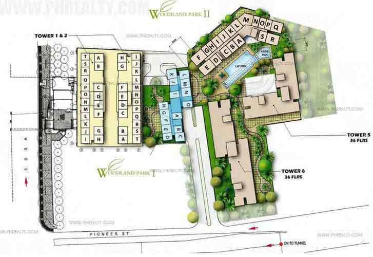 Pioneer Woodlands - Site Development Plan