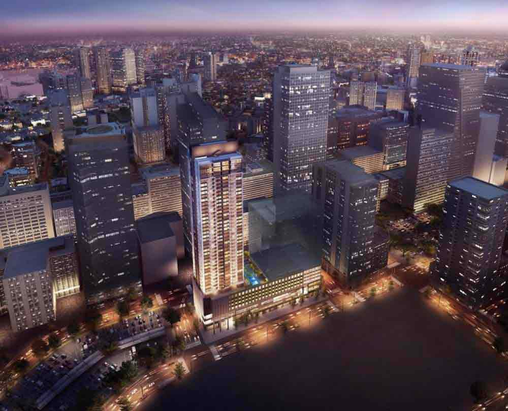 The Gentry Residences - Night View