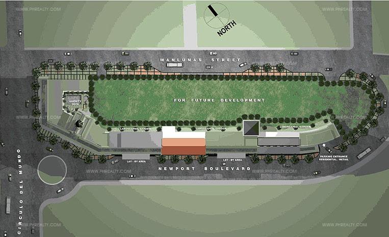 150 Newport Boulevard - Site Development Plan