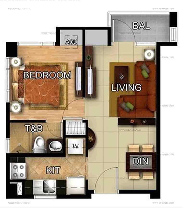 150 Newport Boulevard - A Wing Bedroom
