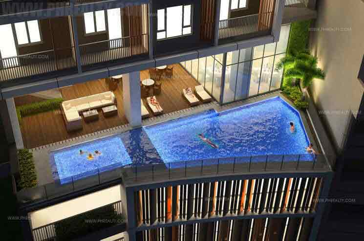 The Ellis Makati - Lap & Kiddie Pools