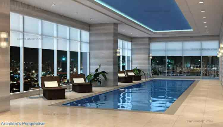 The Trion Towers - Tranquillity Pool