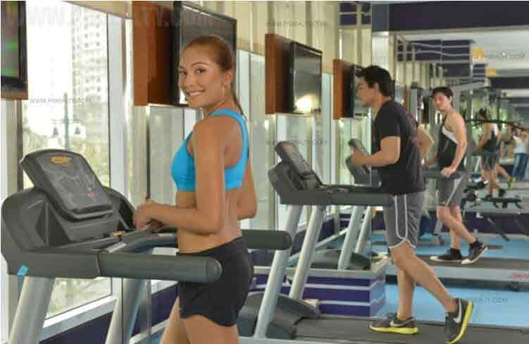 The Trion Towers - Fitness Center