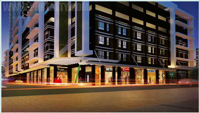 Avida CityFlex Towers BGC - Commercial Area