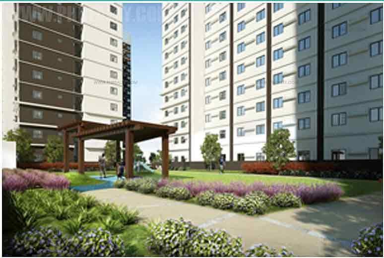 Avida CityFlex Towers BGC - Landscaped Area