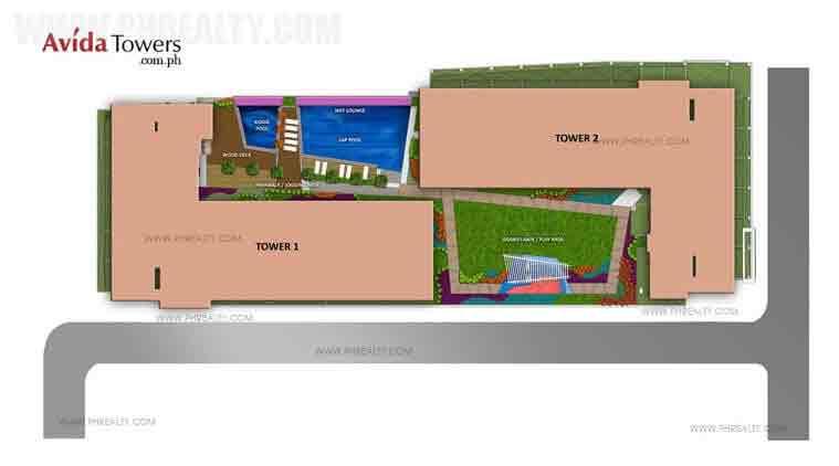 Avida CityFlex Towers BGC - Site Development Plan