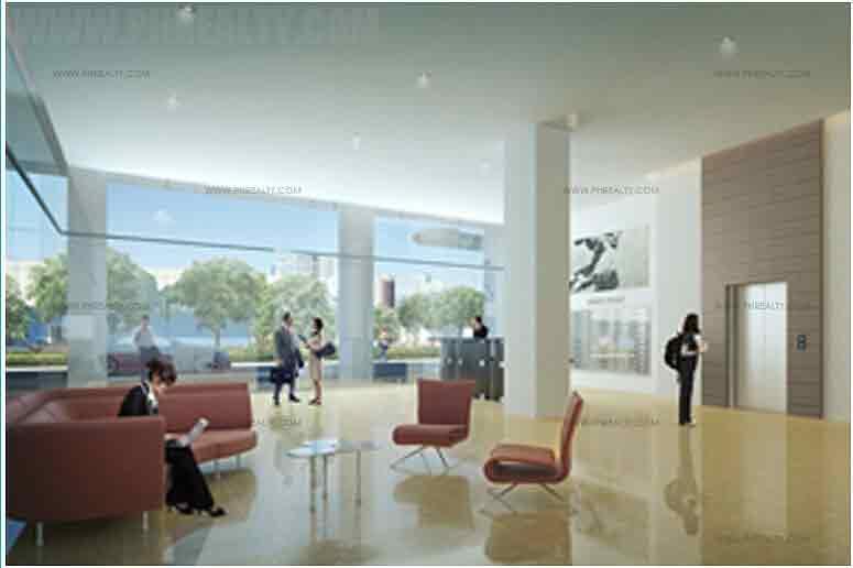 Avida CityFlex Towers BGC - Soho Lobby
