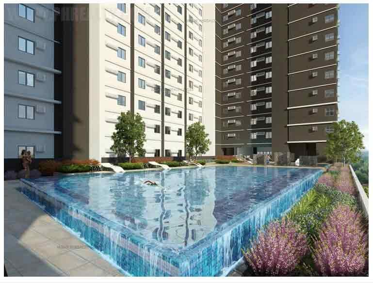 Avida CityFlex Towers BGC - Swimming Pool