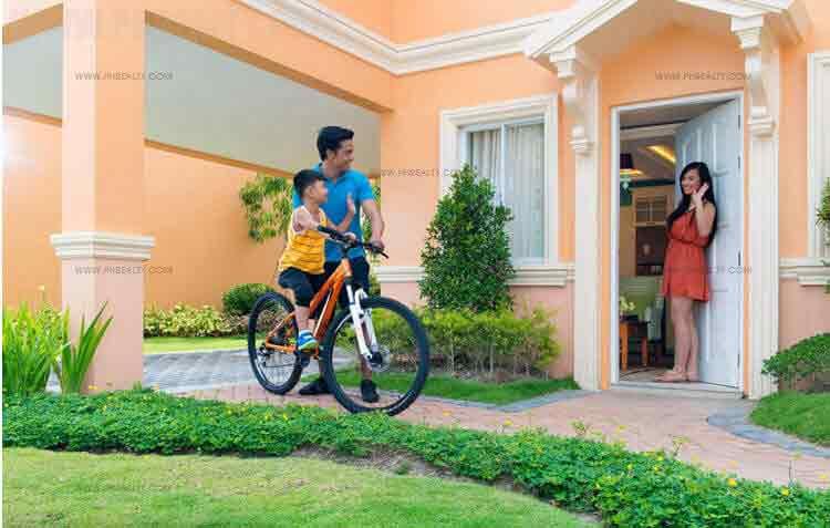 Camella Homes Quezon  - Fitness Park