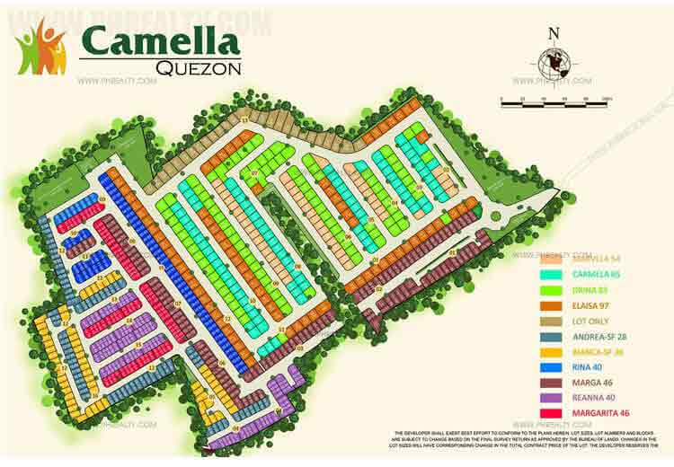 Camella Homes Quezon - Ready For Occupancy House & Lot For ...