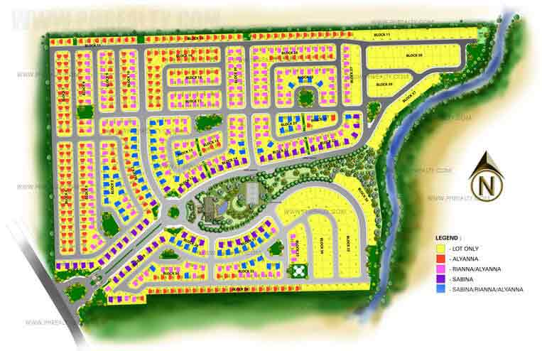 Avida Residences Dasmarinas - Site Development Plan
