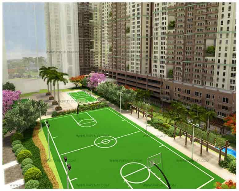 Tivoli Garden Residences - Basketball Court