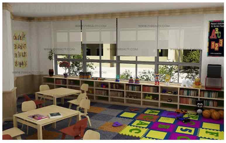 Tivoli Garden Residences - Children Center