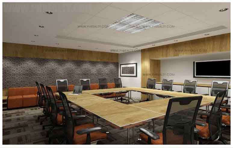 Tivoli Garden Residences - Conference Room