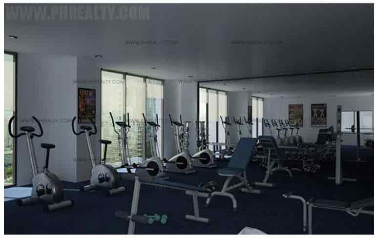 Tivoli Garden Residences - Fitness Gym