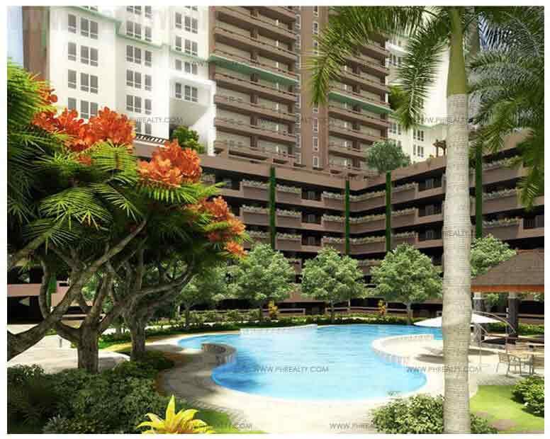 Tivoli Garden Residences - Leisure Pool