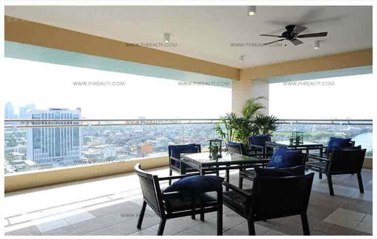 Tivoli Garden Residences - Sky Lounge