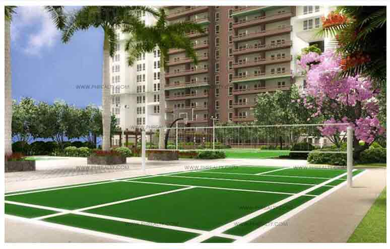 Tivoli Garden Residences - Badminton Court