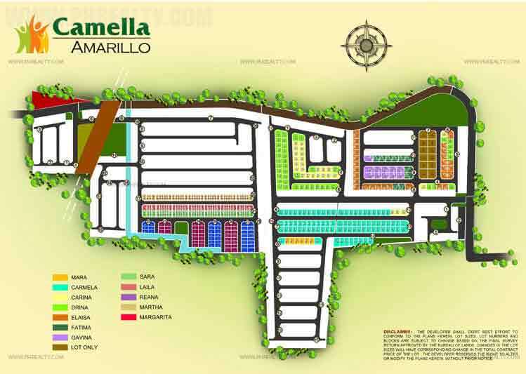 Camella Amarillo Preselling House Lot For Sale In Panabo Davao Del Norte With Price List