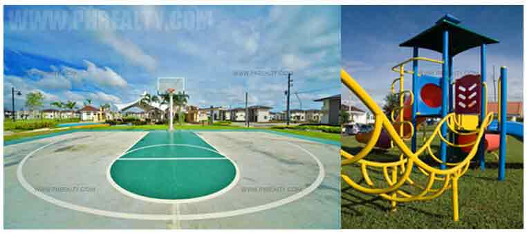 Avida Ridgeview Estates Nuvali - Basketball & Playground